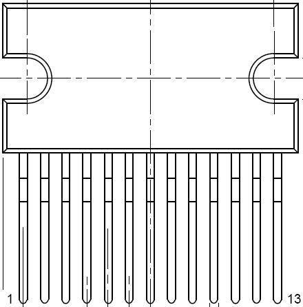 Tda 1557q схема